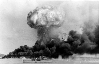 Japanese air raid on Darwin, 1942