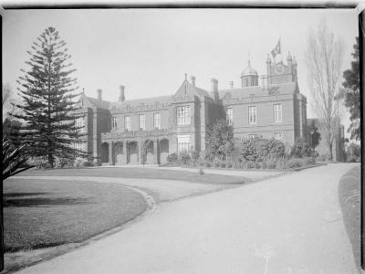 The Protestant Orphan School: 1850 to 1886   Western Sydney University